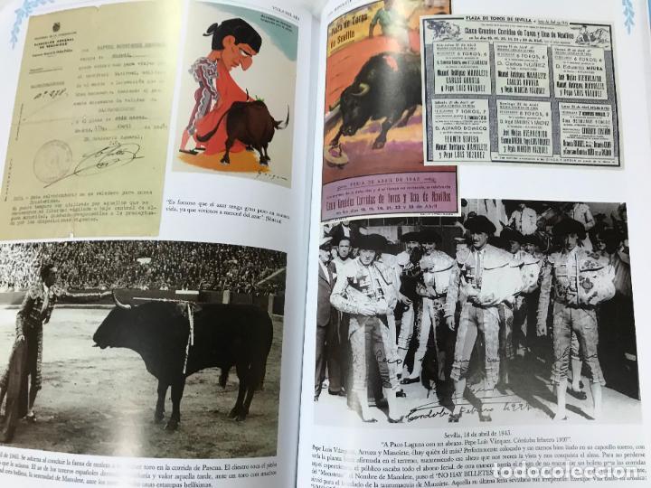 Libros de segunda mano: villa del rio (CÓRDOBA) con manolete, 1917-1947-2017, paco laguna, magnifico libro centenario, M. IL - Foto 12 - 105377859