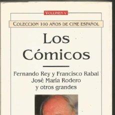Livros em segunda mão: MANUEL ROMAN. LOS COMICOS. FERNANDO REY Y FRANCISCO RABAL JOSE MARIA RODERO Y OTROS. Lote 105732547