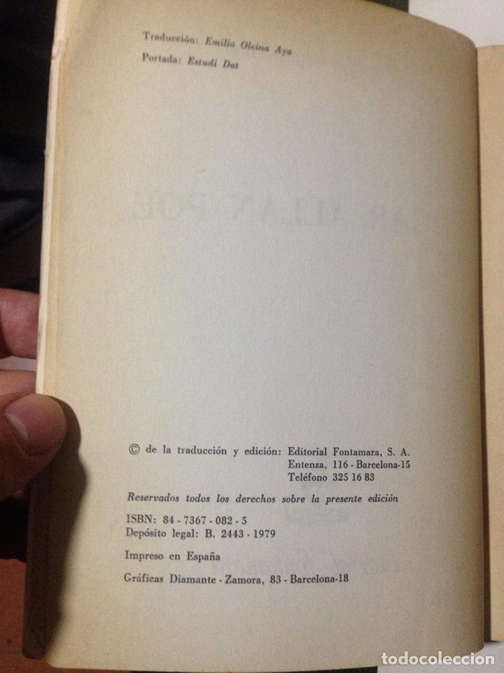 Libros de segunda mano: Edgar Allan Poe. Charles Baudelaire (Trad. y pról. Emili Olcina). - Foto 4 - 180433673