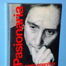 Libros de segunda mano: PASIONARIA Y LOS SIETE ENANITOS. Lote 106875859