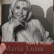 Libros de segunda mano: LIBRO MARIA LUISA MERLO @@@. Lote 107936263