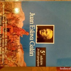 Libros de segunda mano: YO ANIBAL.- JUAN ESLAVA GALAN.- ED. PLANETA. Lote 108240187