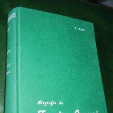 Libros de segunda mano: BIOGRAFIA DE FRANCISCO ARMANYA, OBISPO DE TARRAGONA 1718-1803, DE FRANCISCO TORT MITJANS. Lote 109162715