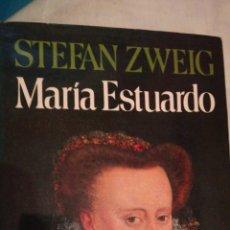 Libros de segunda mano: LIBRO MARIA ESTUARDO. Lote 109439139