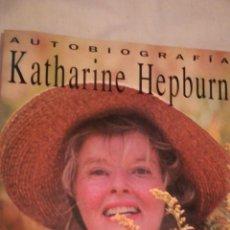 Libros de segunda mano: LIBRO KATHARINE HEPBURN. Lote 109439280