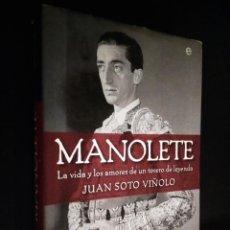 Second hand books - MANOLETE: LA VIDA Y LOS AMORES DE UN TORERO DE LEYENDA - 110421231