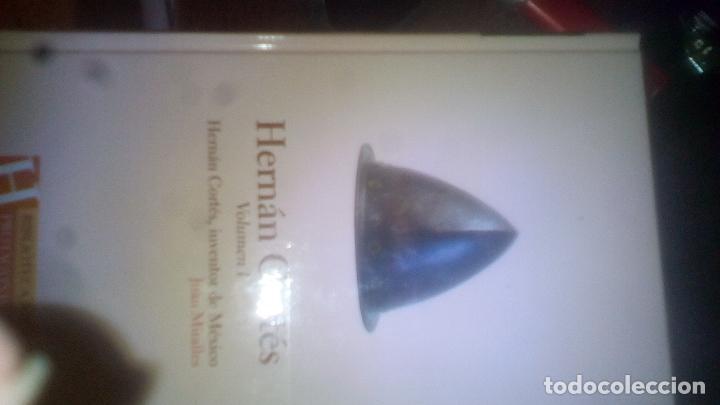 BIBLIOTECA ABC. PROTAGONISTAS DE LA HISTORIA. HERNAN CORTES. VOLUMEN I (Libros de Segunda Mano - Biografías)