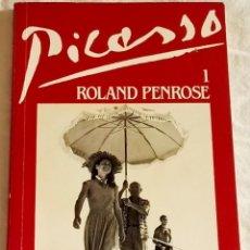 Libros de segunda mano: PICASSO 1; ROLAND PENROSE - SALVAT 1989. Lote 110591879