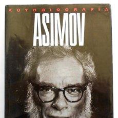 Livros em segunda mão: MEMORIAS - AUTOBIOGRAFÍA - ISAAC ASIMOV - EDICIONES B (1994) TAPA DURA 1ª ED.. Lote 187191260