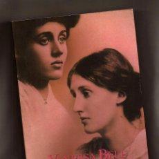 Libros de segunda mano: VANESSA BELL, VIRGINIA WOOLF. HISTORIA DE UNA CONSPIRACION - JANE DUNN – CIRCE ED, 1993. Lote 110909919