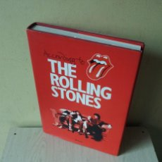 Libros de segunda mano: ACCORDING TO THE ROLLING STONES - PLANETA 2003. Lote 111338123