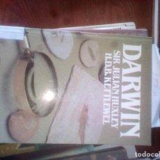 Libros de segunda mano - BIBLIOTECA SALVAT DE GRANDES BIOGRAFIAS. Nº 5. DARWIN por Sir Julian Huxley y H.D.B. Kettlewel 1988 - 112507611