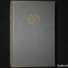 Libros de segunda mano: LA CUCAÑA MEMORIAS DE CAMILO JOSE CELA. Lote 112926155