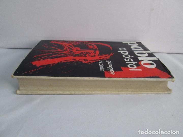 Libros de segunda mano: PABLO APOSTOL. GIUSEPPE RICCIOTTI. EDITORIAL CONMAR 1950. VER FOTOGRAFIAS ADJUNTAS - Foto 4 - 113010259