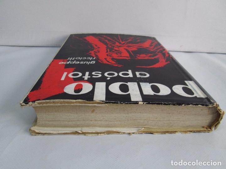 Libros de segunda mano: PABLO APOSTOL. GIUSEPPE RICCIOTTI. EDITORIAL CONMAR 1950. VER FOTOGRAFIAS ADJUNTAS - Foto 5 - 113010259