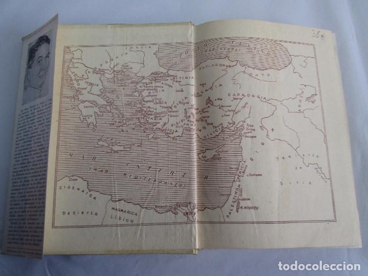 Libros de segunda mano: PABLO APOSTOL. GIUSEPPE RICCIOTTI. EDITORIAL CONMAR 1950. VER FOTOGRAFIAS ADJUNTAS - Foto 8 - 113010259