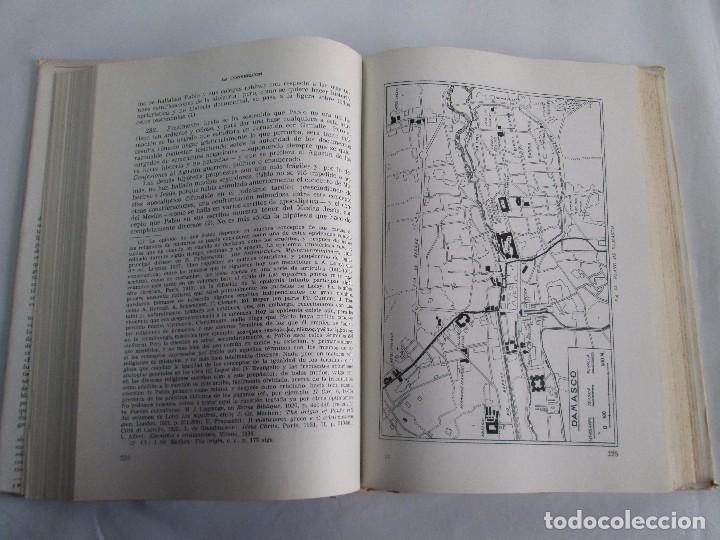 Libros de segunda mano: PABLO APOSTOL. GIUSEPPE RICCIOTTI. EDITORIAL CONMAR 1950. VER FOTOGRAFIAS ADJUNTAS - Foto 14 - 113010259