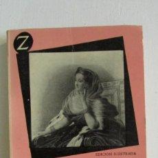 Libros de segunda mano: LA EMPERATRIZ EUGENIA DE MONTIJO. JUAN CABAL. EDITORIAL JUVENTUD. EDICIÓN ILUSTRADA. 1960. Lote 113258547
