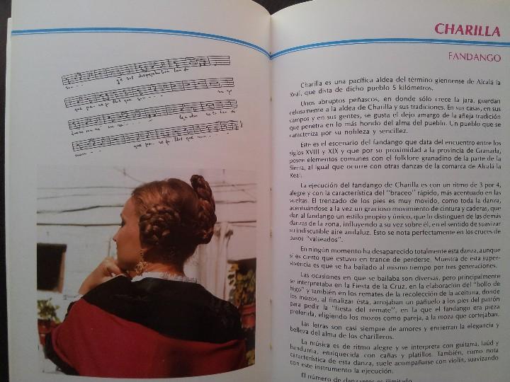 Libros de segunda mano: PEPA GUERRA VALDENEBRO - VIVENCIAS DE UNA MUJER,LA DANZA ES GIMNASIA,ASÍ CANTA Y BAILA ANDALUCIA - Foto 15 - 113447035