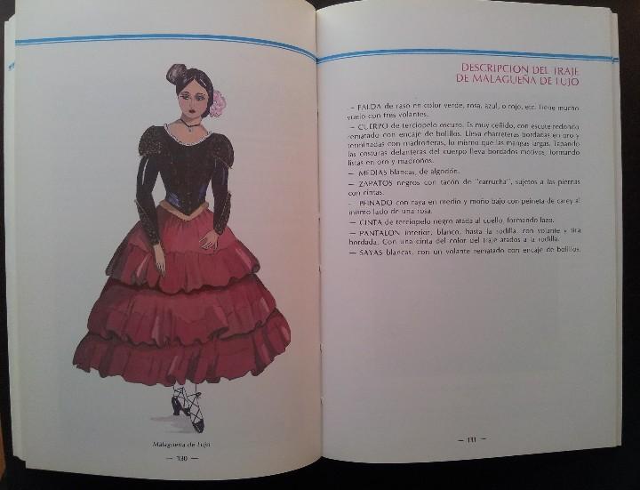 Libros de segunda mano: PEPA GUERRA VALDENEBRO - VIVENCIAS DE UNA MUJER,LA DANZA ES GIMNASIA,ASÍ CANTA Y BAILA ANDALUCIA - Foto 16 - 113447035