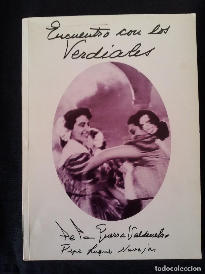 Libros de segunda mano: PEPA GUERRA VALDENEBRO - VIVENCIAS DE UNA MUJER,LA DANZA ES GIMNASIA,ASÍ CANTA Y BAILA ANDALUCIA - Foto 2 - 113447035