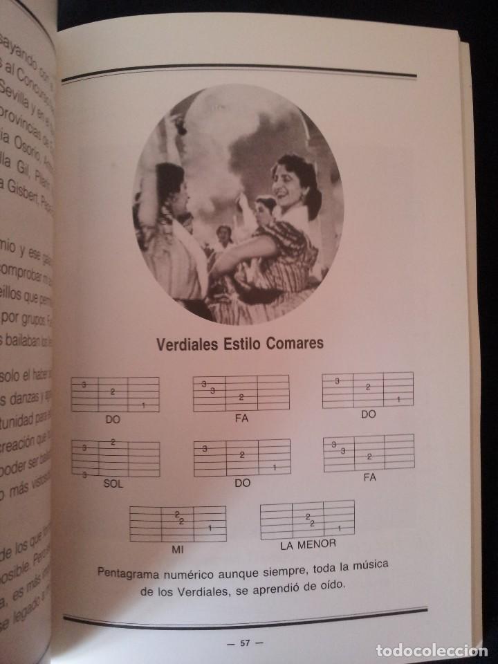 Libros de segunda mano: PEPA GUERRA VALDENEBRO - VIVENCIAS DE UNA MUJER,LA DANZA ES GIMNASIA,ASÍ CANTA Y BAILA ANDALUCIA - Foto 6 - 113447035