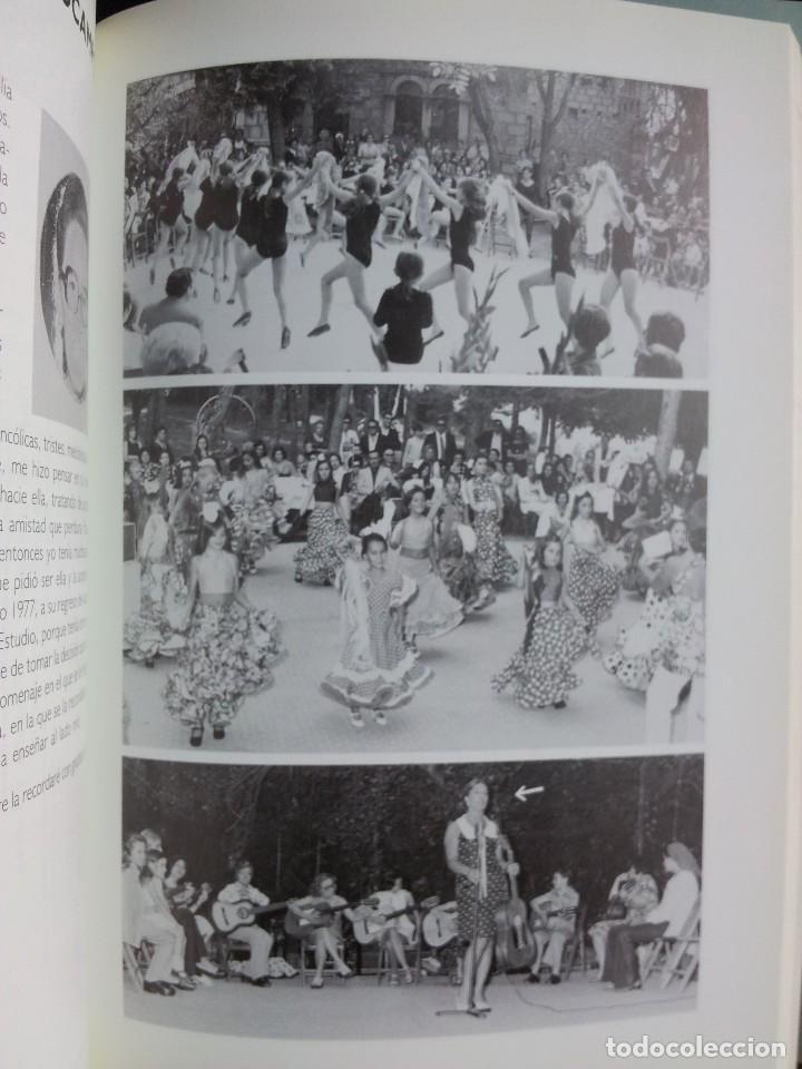 Libros de segunda mano: PEPA GUERRA VALDENEBRO - VIVENCIAS DE UNA MUJER,LA DANZA ES GIMNASIA,ASÍ CANTA Y BAILA ANDALUCIA - Foto 10 - 113447035
