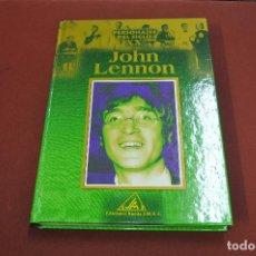 Libros de segunda mano: JOHN LENNON , PERSONAJES DEL SIGLO XX - MUB. Lote 113778731