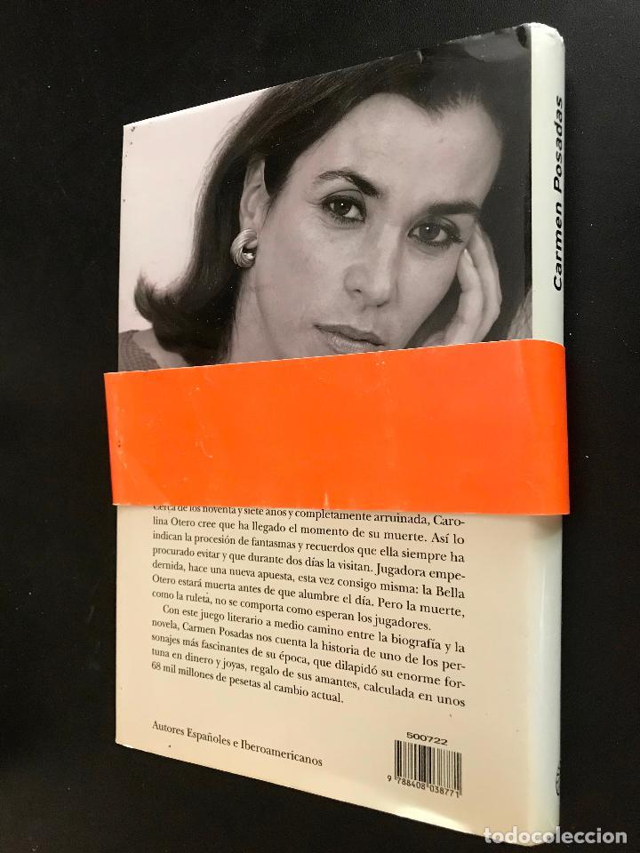 Libros de segunda mano: LA BELLA OTERO, CARMEN POSADAS - Foto 2 - 114895867