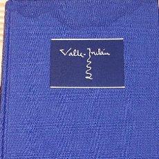 Libros de segunda mano: DIVINAS PAPABRAS DON RAMON DEL VALLE INCLAN. CIRCULO DE LECTORES 1992. Lote 114939723