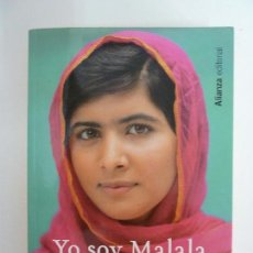 Libros de segunda mano: YO SOY MALALA. MALALA YOUSAFZAI. Lote 115470951