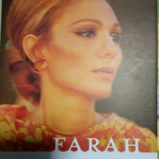 Libros de segunda mano: FARAH DIBA PAHLAVI. MEMORIAS. EDITORIAL MARTÍNEZ ROCA. BIOGRAFÍAS. 2° EDICIÓN. OCTUBRE 2003. CARTONÉ. Lote 115615506