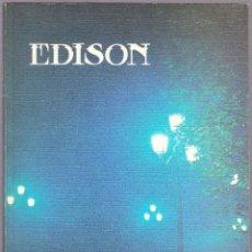 Libros de segunda mano: EDISON - EDIT. VASCO AMERICANA 1973 - ILUSTRADO. Lote 115770699