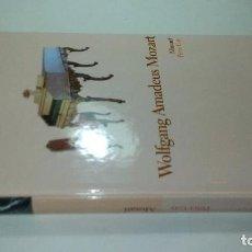Libros de segunda mano: PROTAGONISTAS DE LA HISTORIA-BIBLIOTECA ABC-WOLFGANG AMADEUS MOZART. Lote 116657423