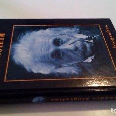 Libros de segunda mano: GRANDES BIOGRAFIAS-EDICIONES RUEDA-ALBERT EINSTEIN. Lote 116723423