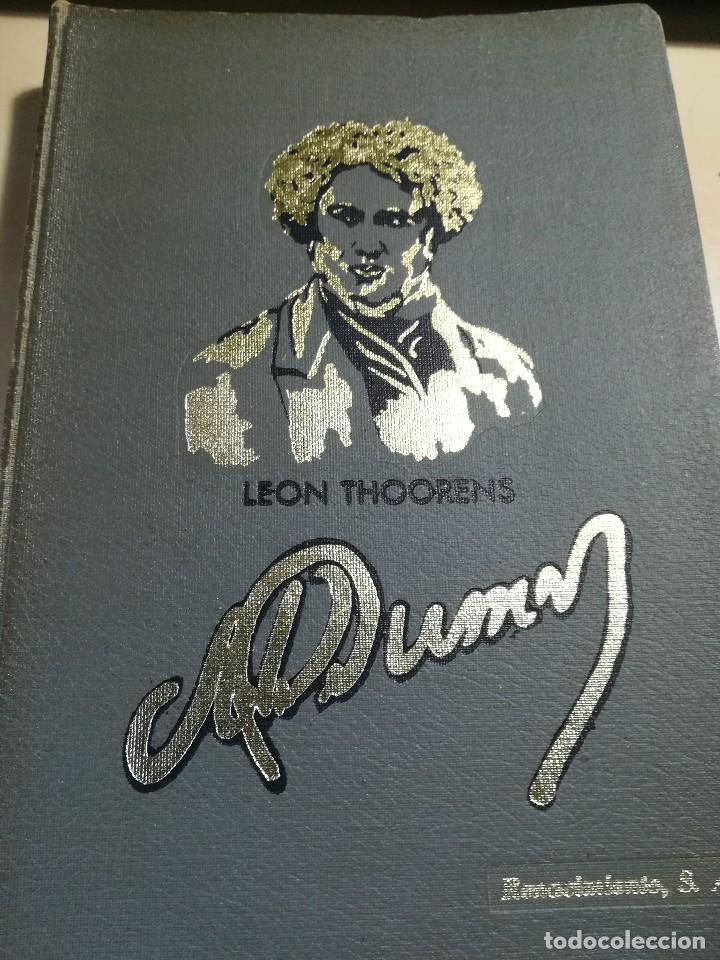 LA FECUNDA VIDA DE ALEJANDRO DUMAS--LEON THOORENS-EDITORIAL RENACIMIENTO-1º EDICIÓN-1960 (Libros de Segunda Mano - Biografías)