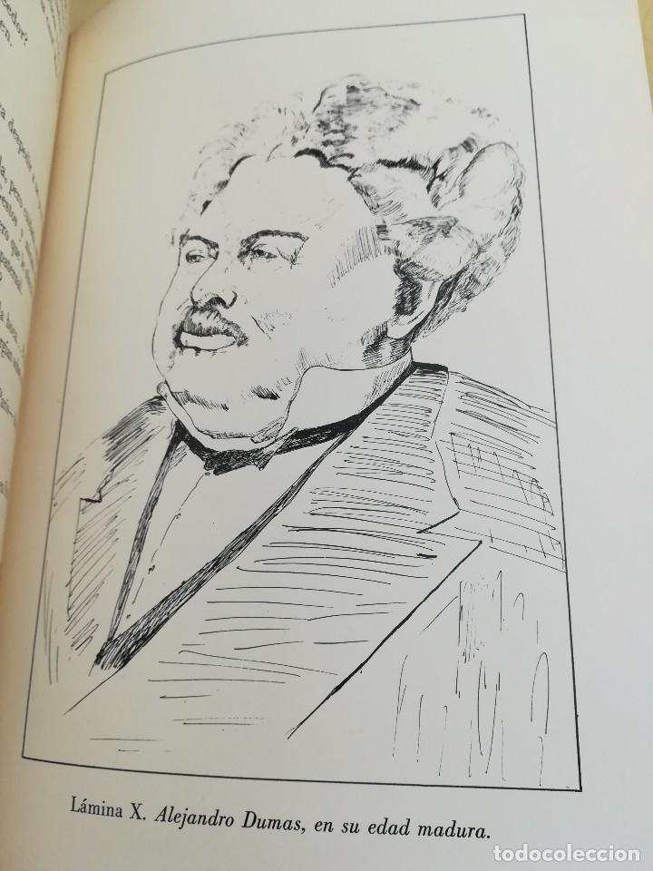 Libros de segunda mano: La fecunda vida de Alejandro Dumas--Leon Thoorens-Editorial Renacimiento-1º edición-1960 - Foto 8 - 117093095