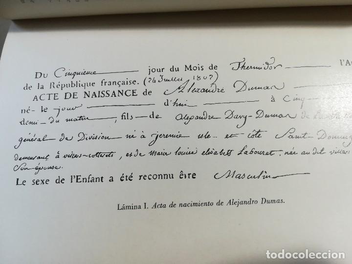 Libros de segunda mano: La fecunda vida de Alejandro Dumas--Leon Thoorens-Editorial Renacimiento-1º edición-1960 - Foto 11 - 117093095