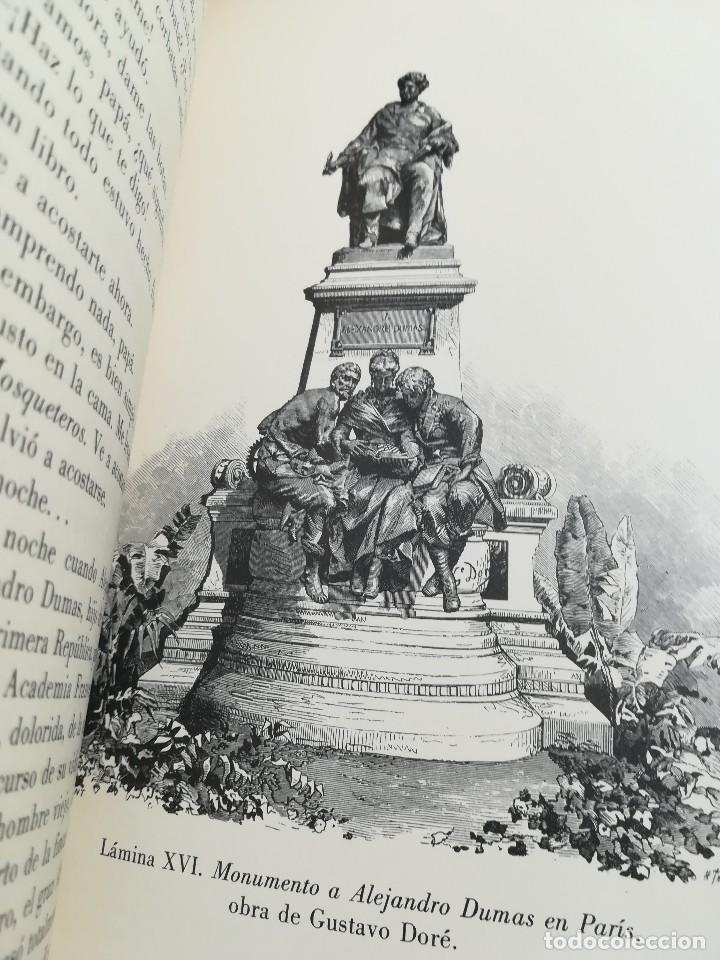 Libros de segunda mano: La fecunda vida de Alejandro Dumas--Leon Thoorens-Editorial Renacimiento-1º edición-1960 - Foto 12 - 117093095