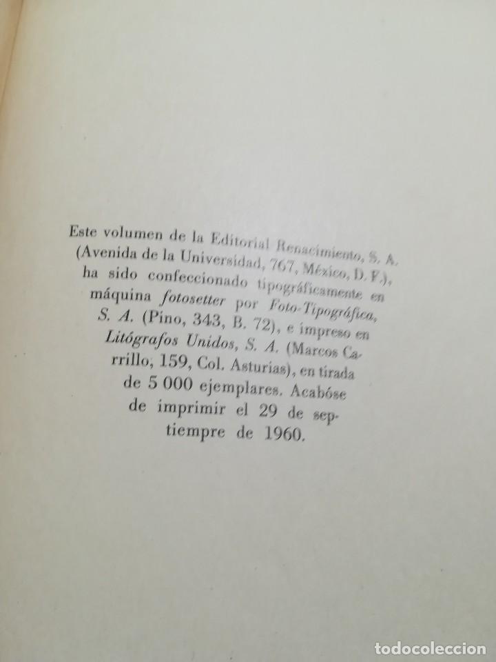 Libros de segunda mano: La fecunda vida de Alejandro Dumas--Leon Thoorens-Editorial Renacimiento-1º edición-1960 - Foto 13 - 117093095