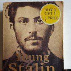 Libros de segunda mano: YOUNG STALIN DE SIMON SEBAG MONTEFIORE. Lote 117127079