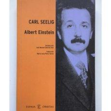 Libros de segunda mano: ALBERT EINSTEIN. Lote 117743199
