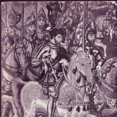 Libros de segunda mano: CATÁLOGO DE LA EXPOSICIÓN CARLOS V Y SU AMBIENTE.IV CENTENARIO DE LA MUERTE DEL EMPERADOR(1558-1958 . Lote 118743231
