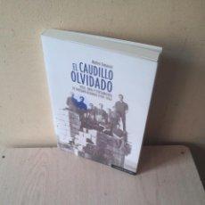 Libros de segunda mano: MATEO TOMASONI - EL CAUDILLO OLVIDADO, VIDA, OBRA Y PENSAMIENTO DE ONESIMO REDONDO (1905-1936). Lote 118828123