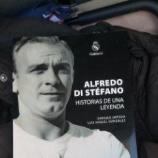 Libros de segunda mano: ALFREDO DI STEFANO HISTORIA DE UNA LEYENDA. Lote 119407907