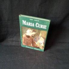 Libros de segunda mano: JAIME ESPINAR - MARIA CURIE - BIBLIOTECA BILLIKEN - ATLANTIDA SEXTA EDICION 1960. Lote 119923743