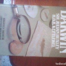 Libros de segunda mano - BIBLIOTECA SALVAT DE GRANDES BIOGRAFIAS. Nº 5. DARWIN por Sir Julian Huxley y H.D.B. Kettlewel 1988 - 120884543