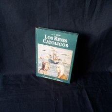 Libros de segunda mano: A.G.USON - LOS REYES CATOLICOS - BIBLIOTECA BILLIKEN - ATLANTIDA SEGUNDA EDICION 1953. Lote 120904139