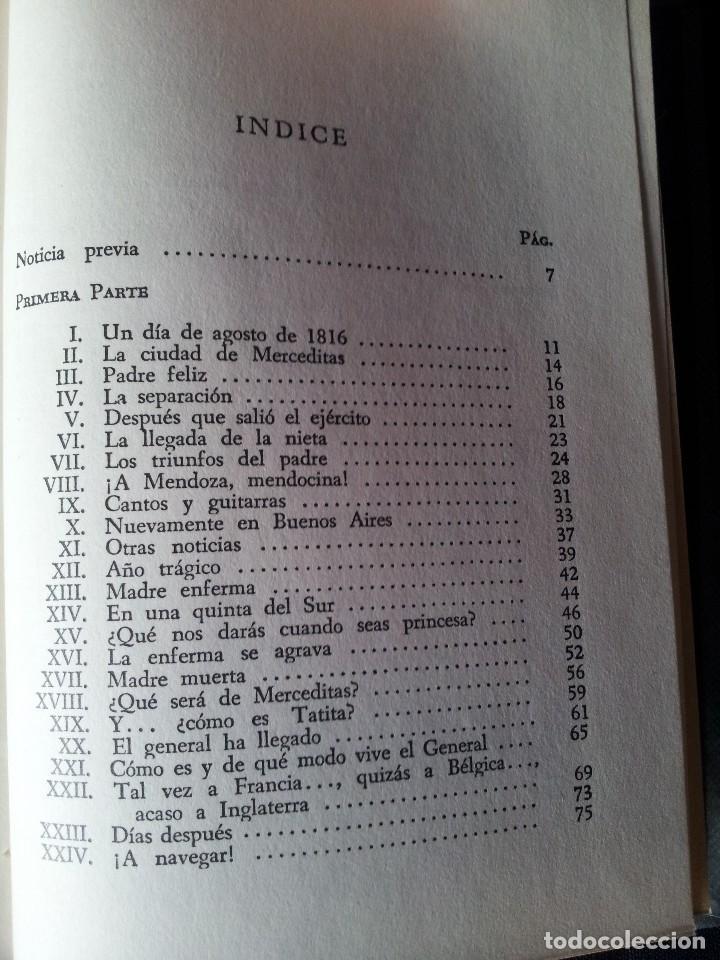 Libros de segunda mano: ARTURO CAPDEVILLA - LA INFANTA MENDOCINA - BIBLIOTECA BILLIKEN - ATLANTIDA DECIMA EDICION 1958 - Foto 3 - 120911051