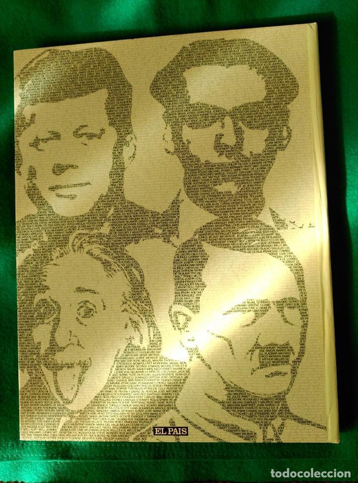 Libros de segunda mano: LOS MIL PROTAGONISTAS DEL SIGLO XX - EDITADO EN 1992 POR EL PAIS - Foto 3 - 120995435